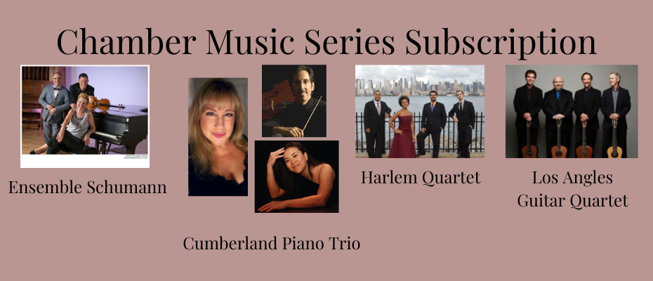Chamber Music Series Subscription