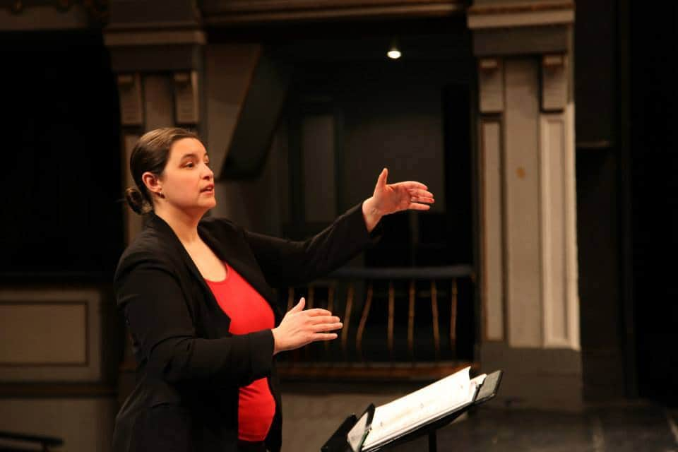 Brenda Luggie, ORCMA Choral Director